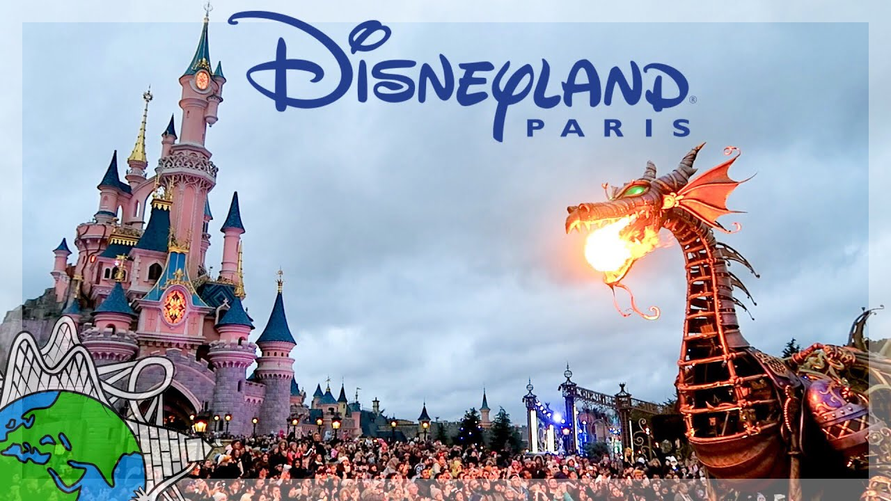 Disneyland Paris 2018 - YouTube