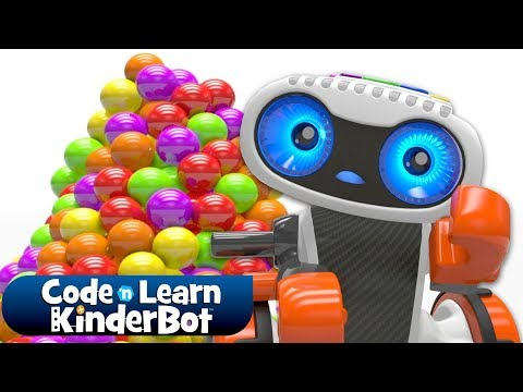 Code 'n Learn Kinderbot™ - The Lost Ball | Cartoons For Kids | Fisher-Price