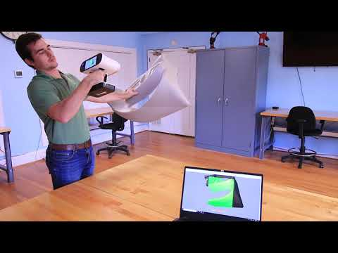 3D Scanning Moving Objects With The Artec Leo 3D Scanner