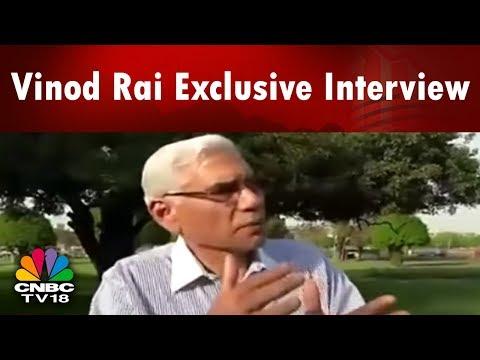 Vinod Rai Breaks Silence On 2G Verdict, PSU Banks & More | Power Talk | CNBC TV18