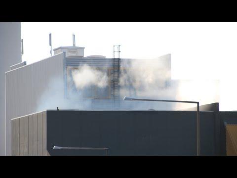 28.04.21 Brand i Affald Plus forbrændingsanlæg i Slagelse