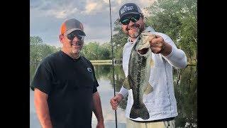 Bass Fishing with Al Beaman of Dakota Blue | Carolina ALL OUT S-1 Ep/4