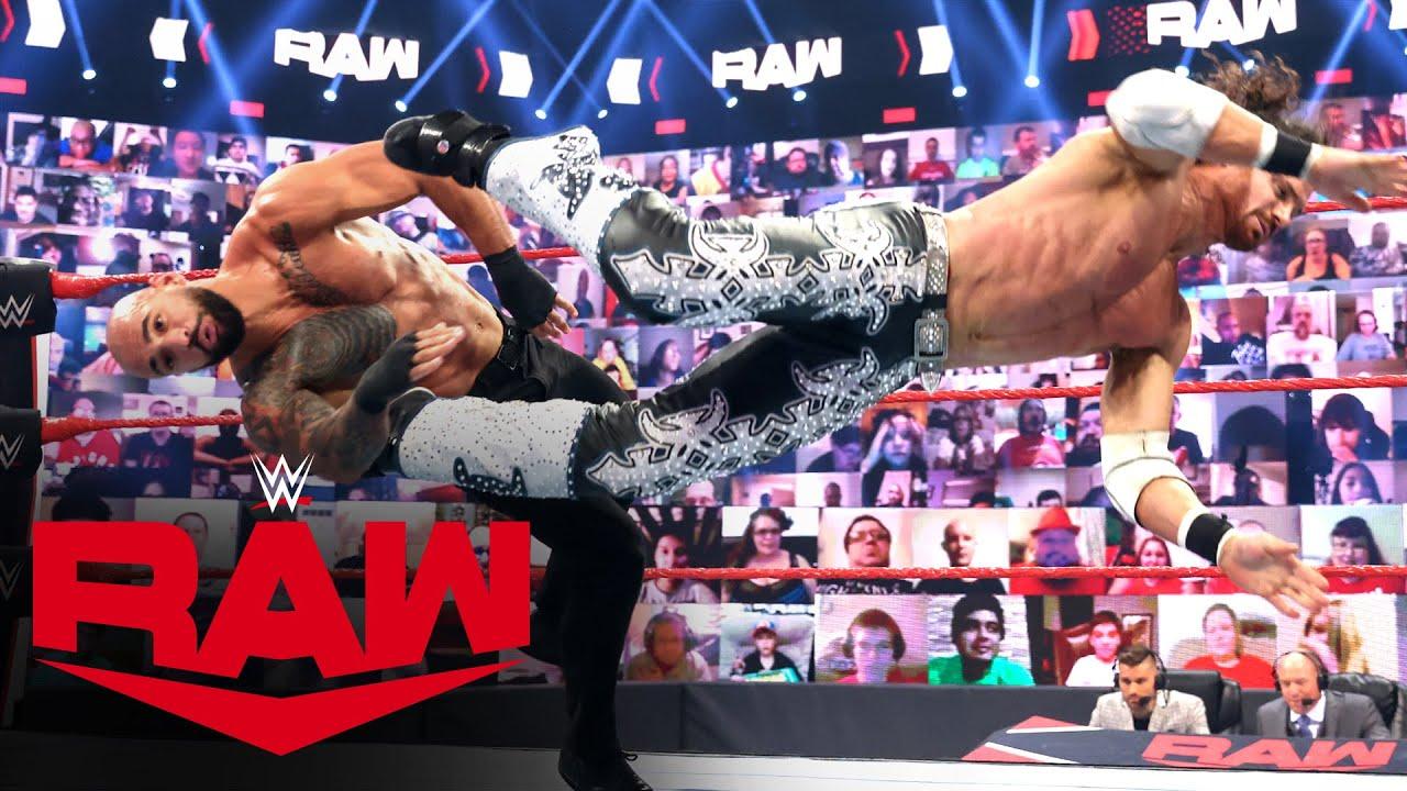 Ricochet and John Morrison Receive Praise For RAW Match