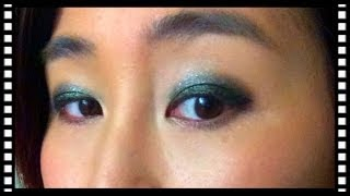 Makeup Secret 聖誕節派對妝容示範 Christmas Party Look 2013