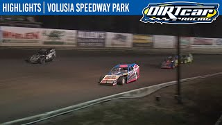 Highlights: Bozard Ford DIRTcar Nationals at Volusia Speedway Park | 2/8/20