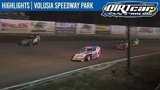 Highlights: Bozard Ford DIRTcar Nationals at Volusia Speedway Park | 2/8/20