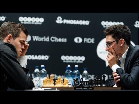 Dünya Şampiyonluğu Maçı | Carlsen - Caruana 6. Oyun