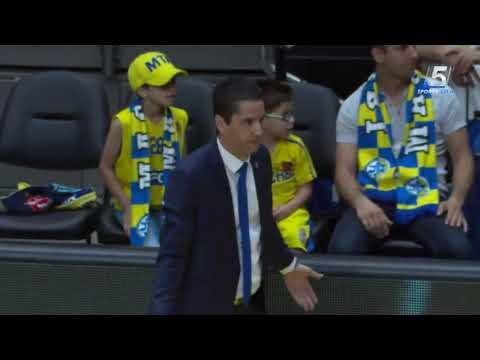 Recap: Maccabi FOX Tel Aviv - Hapoel Tel Aviv 89:67