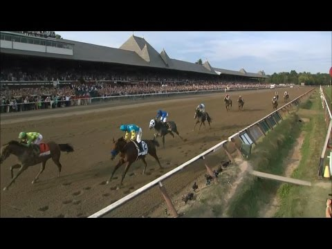 REPLAY: American Pharoah Upset by Keen Ice in 2015 Travers S