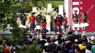 PASSPO☆ - Hallelujah - UDX - Golden Week 2010 J'étais loin, donc le...