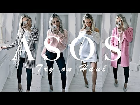HUGE AUTUMN ASOS HAUL & TRY ON | TOPSHOP,  NEW LOOK, RIVER ISLAND, HIGH STREET HAUL | EM SHELDON
