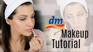 Drogerie Makeup Tutorial ♡ Sarah Harrison