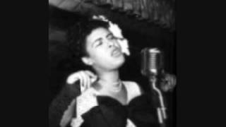 Billie Holiday: I