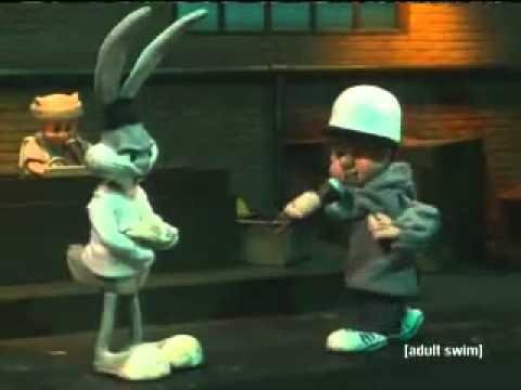Bugs Bunny Vs  Elmer Fudd Rap Battle