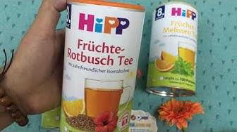 TRÀ  HIPP FENCHEL - TEE CHO TRẺ sơ sinh và trẻ nhỏ - Shopcuatui.com.vn