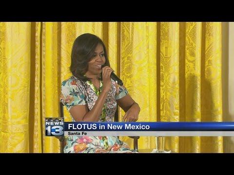 Michelle Obama set to speak at Santa Fe Indian School commencement