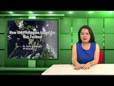 How the Philippine Island Arc was Formed | Dr. Carla Dimalanta