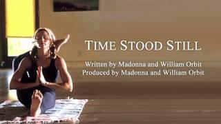 Time Stood Still - Instrumental