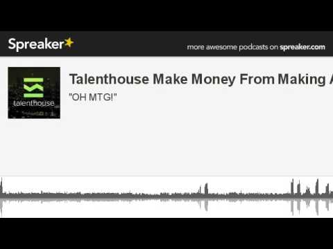 Talenthouse Make Money From Making Art (made with Spreaker)