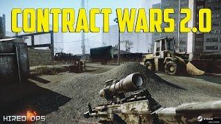 видео Conrtact Wars (обзор от блондинки)