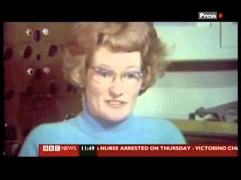 Oramics Machine, Daphne Oram, BBC Click Jan 8, 2012