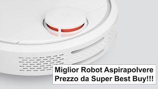 Xiaomi Mi Robot Vacuum è il MIGLIOR Robot Aspirapolvere al Prezzo da BEST BUY!!