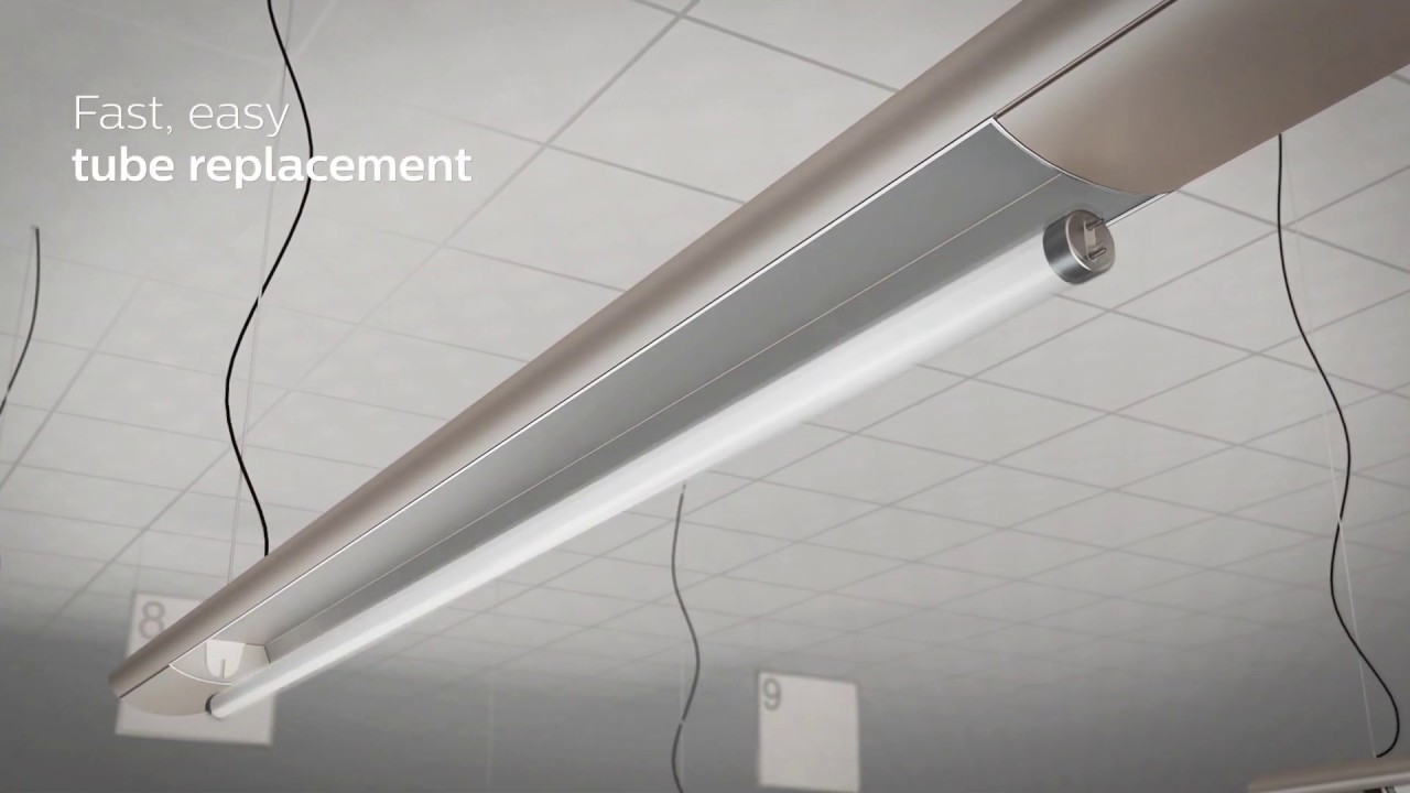 Philips UniversalFit: One LED Tube Fits All
