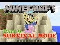 Minecraft - Survival Mode - Part 9 - Cave Mining