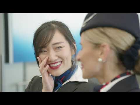 British Airways and American Airlines - Reuniting a Family for Thanksgiving
