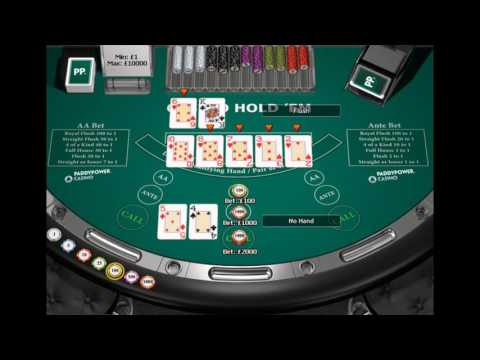 Casino Hold'em From Playtech