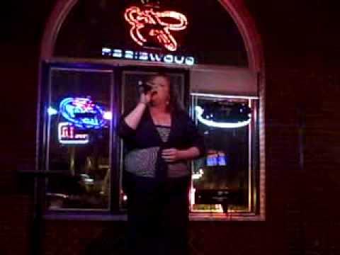 Beverly Kinney Karaoke Video for Oprah