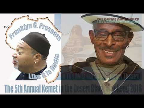 KEMET IN THE DESERT - BHM CALENDER OF EVENTS :: LIKE IT IS RADIO | LORDLANDFILMS.COM