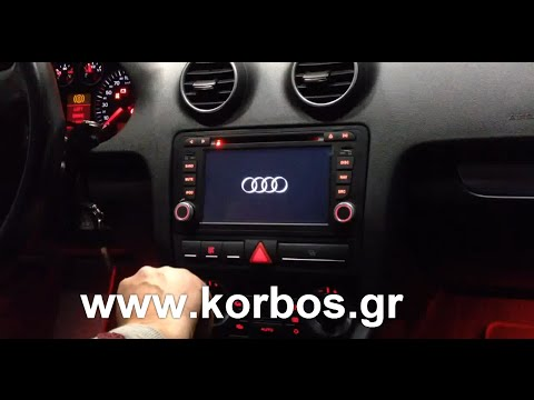 Audi a4 1 8 t quattro dynavin android doovi for Mueble 2 din audi a3