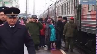 7 девушек из Самарской области добровольно отправятся в армию