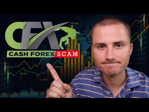 Exposing CashFx: The Ponzi Scheme That's About To Crumble