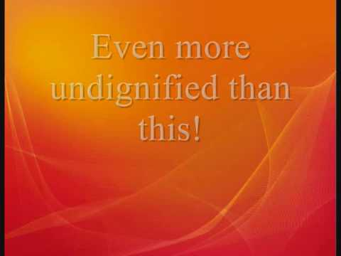 Stephen Hurd - Undignified Praise