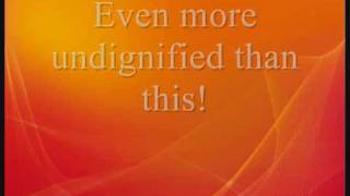 Stephen Hurd - Undignified Praise