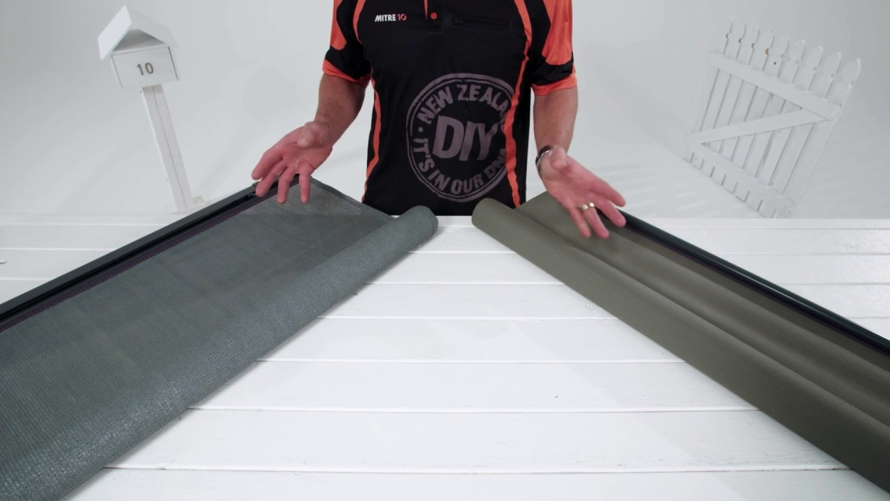 About Pvc Screen Roller Blinds Mitre 10 Youtube