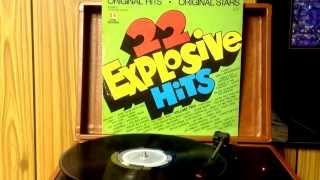 22 Explosive Hits....K-TEL Records