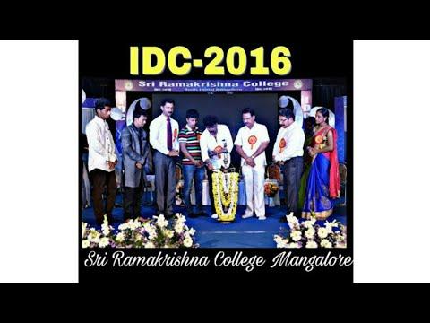 IDC-2016 (1) Sri Ramakrishna College Mangalore
