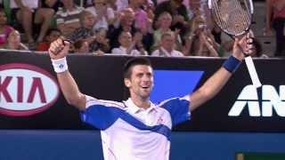 Australian Open: That winning feeling - Australian Open 2014