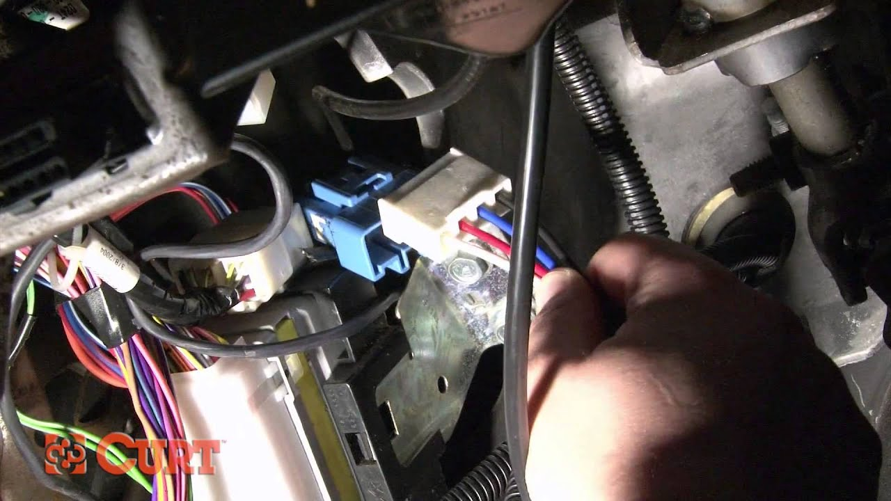 brake control wiring installation curt 51332 for 1995 2009 dodge ram [ 1280 x 720 Pixel ]