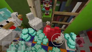 Minecraft sister location: Crazy Day at Sister Location (Minecraft roleplay