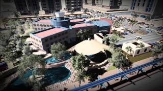 Abdul Qasim Khalaf Al Zahrawi أبو القاسم خلف بن العباس الزهراوي Hospital - Amended Design