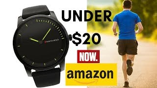 Best Waterproof Smart Watch in 2019 Under $20 | OMG! Compatible with Android & iphone
