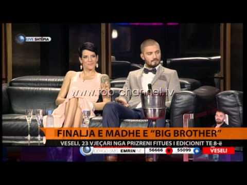 "Veseli, fitues i ""Big Brother Albania 8""- Top Channel Albania - News - Lajme"