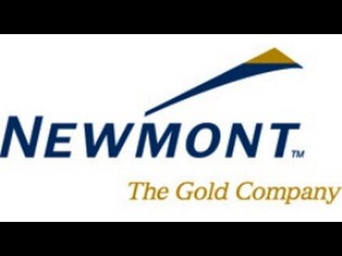Newmont Mining gold company