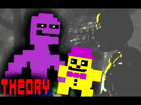 The Afton Family [Sister Location Theory]
