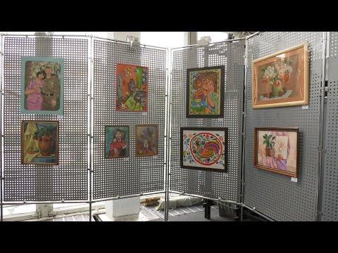 МТРК МІСТО: Перша виставка Анастасії Толмачової