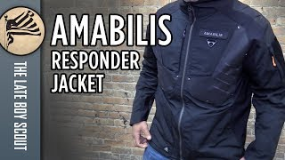 Technical Meets Tactical: Amabilis Responder Jacket